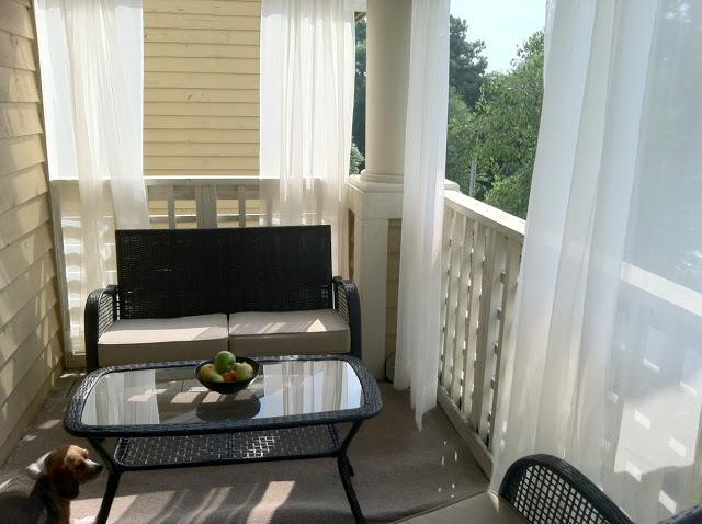 $30 DIY Whimsical Porch
