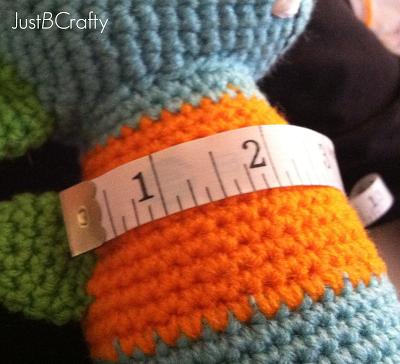 Amigurumi Attaching Arms : Tips for Attaching Amigurumi Limbs - Just Be Crafty