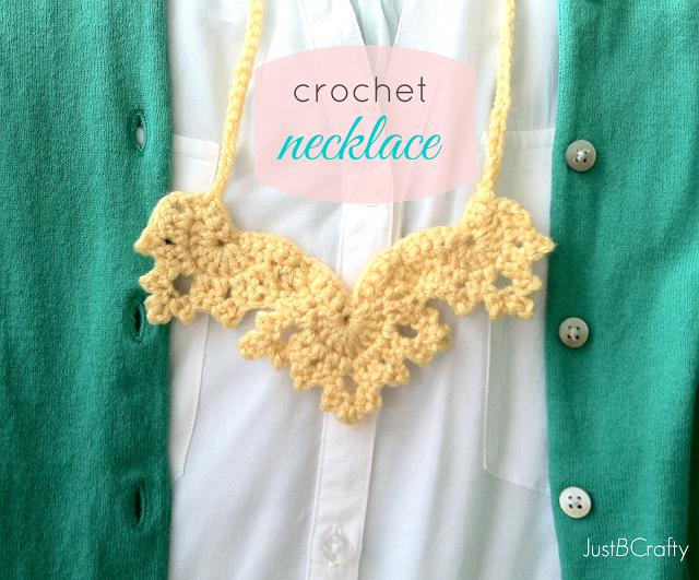 Style A Handmade Crochet Necklace