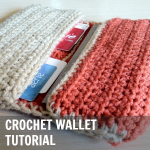 Crochet Wallet Tutorial