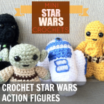 Mini Star Wars Crochet