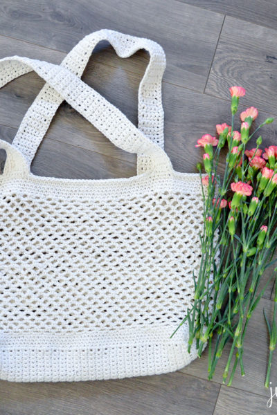 Crochet Farmer's Market Bag Pattern