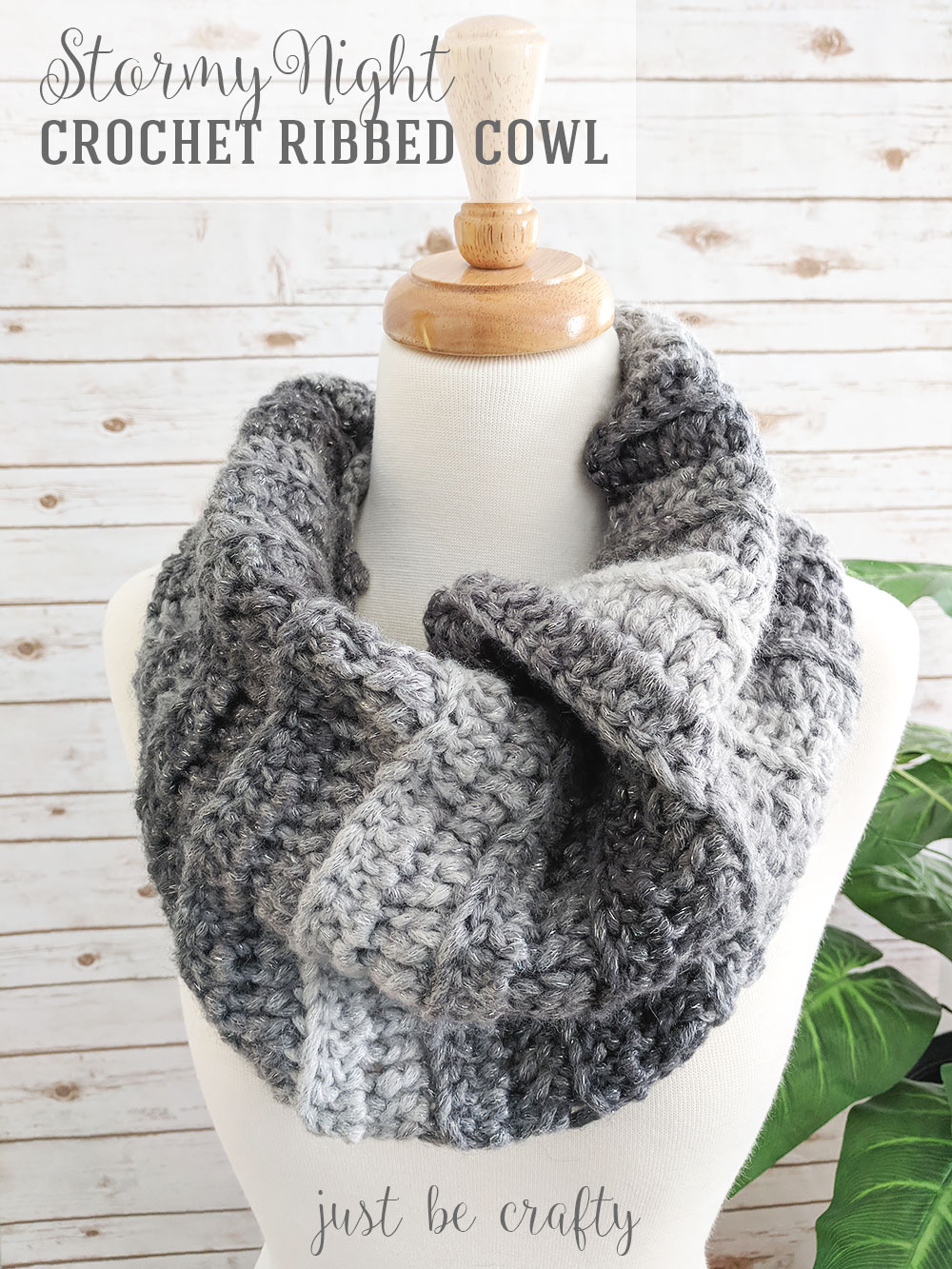 Easy Crochet Cowl Pattern Cool Inspiration Ideas