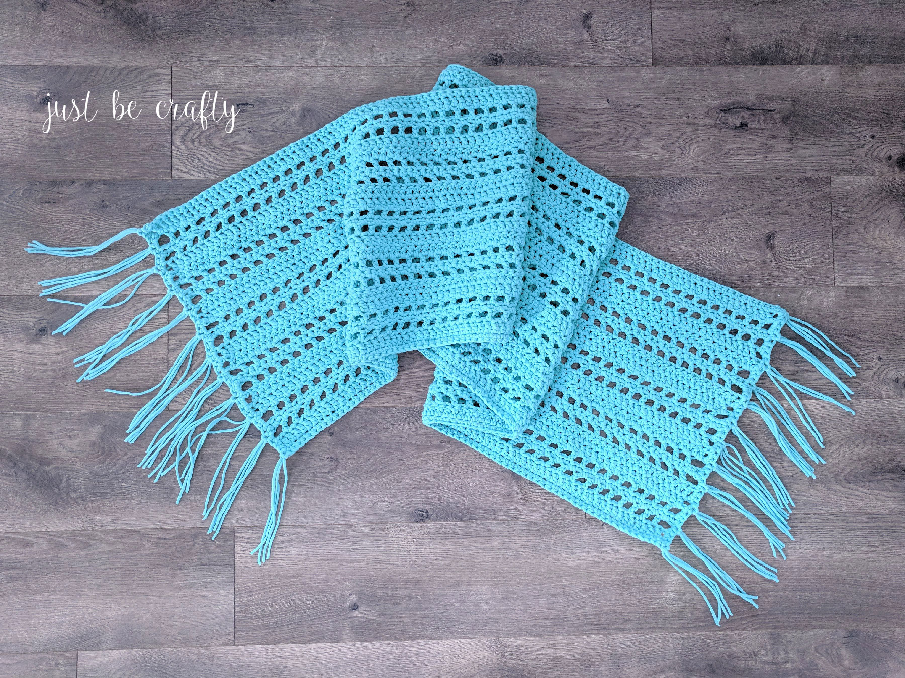 Excellent Sunset Beach Wrap Crochet Pattern - Free Pattern by Just Be Crafty KW46